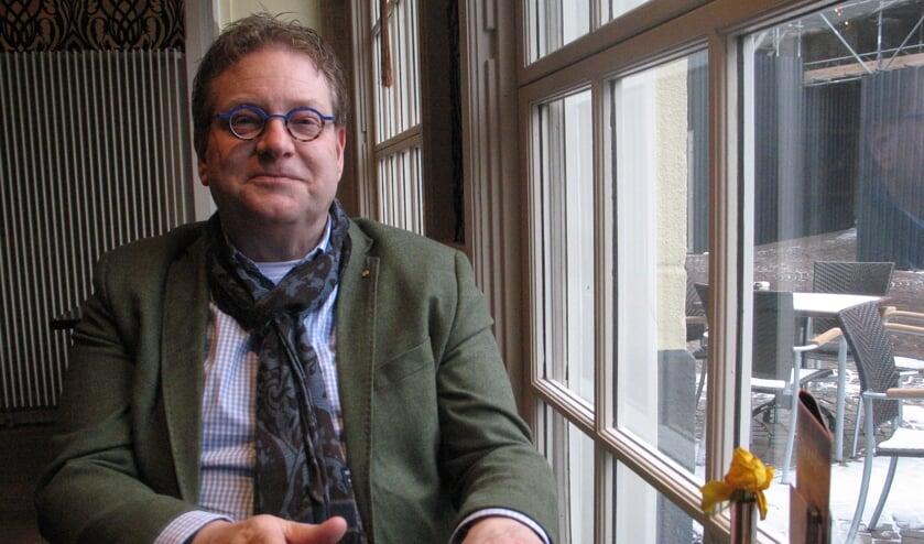 Henk Jan Tannemaat wordt de nieuwe wethouder voor Winterswijks Belang. Foto: Bernhard Harfsterkamp