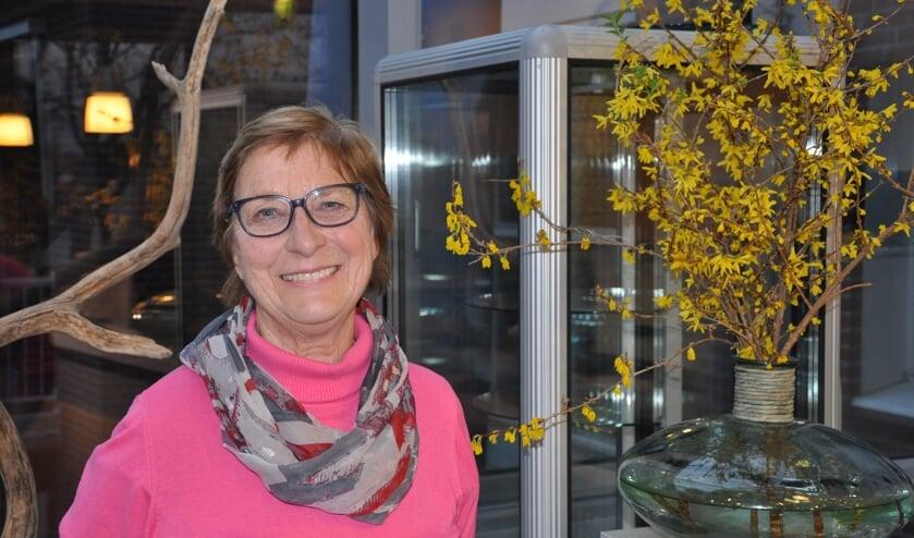 Gisela van Loopik. Foto: Lex Schellevis