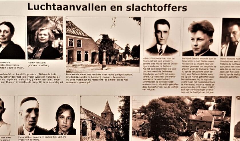 Een onderdeel van één van de vele panelen die te zien zijn tijdens de expositie in het kader van de landelijke campagne '75 jaar vrijheid' in museum Smedekinck van 2 april tot en met 5 mei 2020. Foto: Alice Rouwhorst