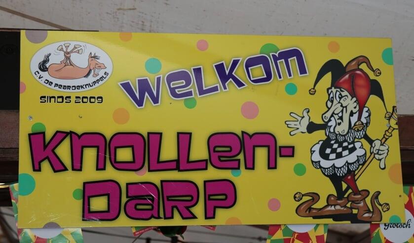 Carnavalsweekend van C.V de Peardeknuppels in Knollendarp. Foto: Achterhoekfoto.nl/Marja Sangers-Bijl