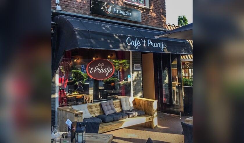 Café 't Praatje in Zelhem. Foto: PR