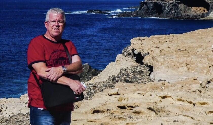 Italiaanse Achterhoeker Nico Tijdink in Italië. Foto: PR
