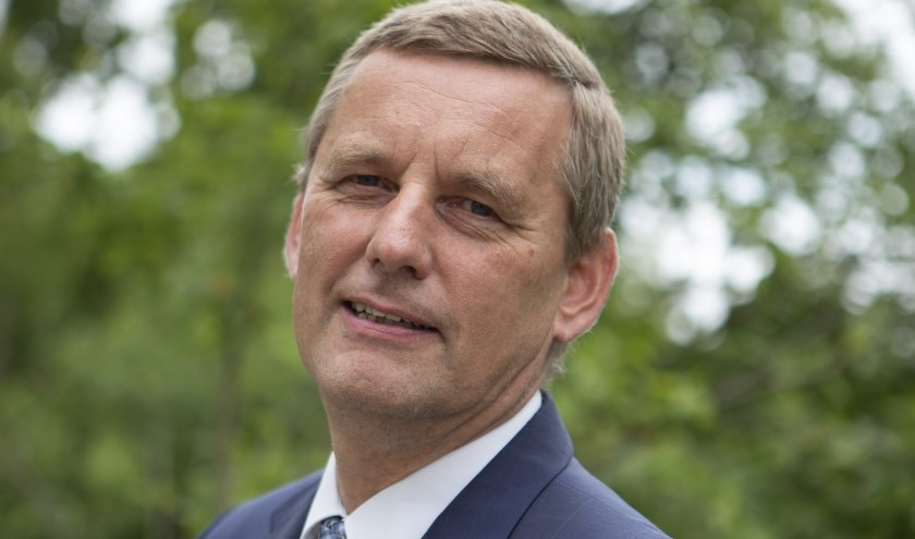 Burgemeester Anton Stapelkamp. Foto: PR Gemeente Aalten
