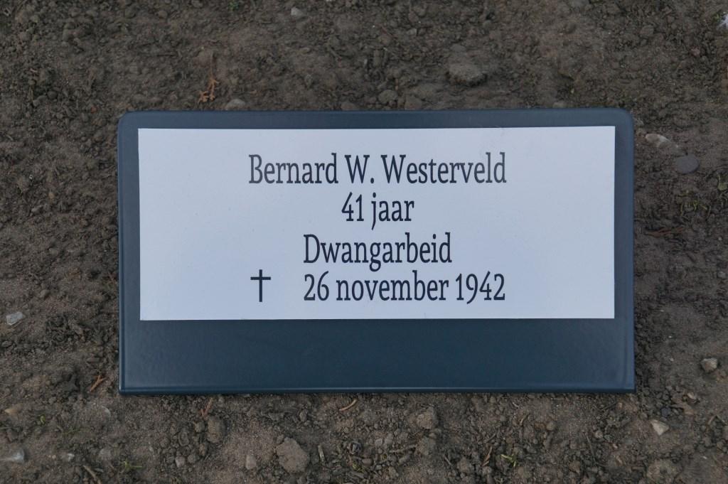 Bernard W. Westerveld, 41, dwangarbeid  © Achterhoek Nieuws b.v.