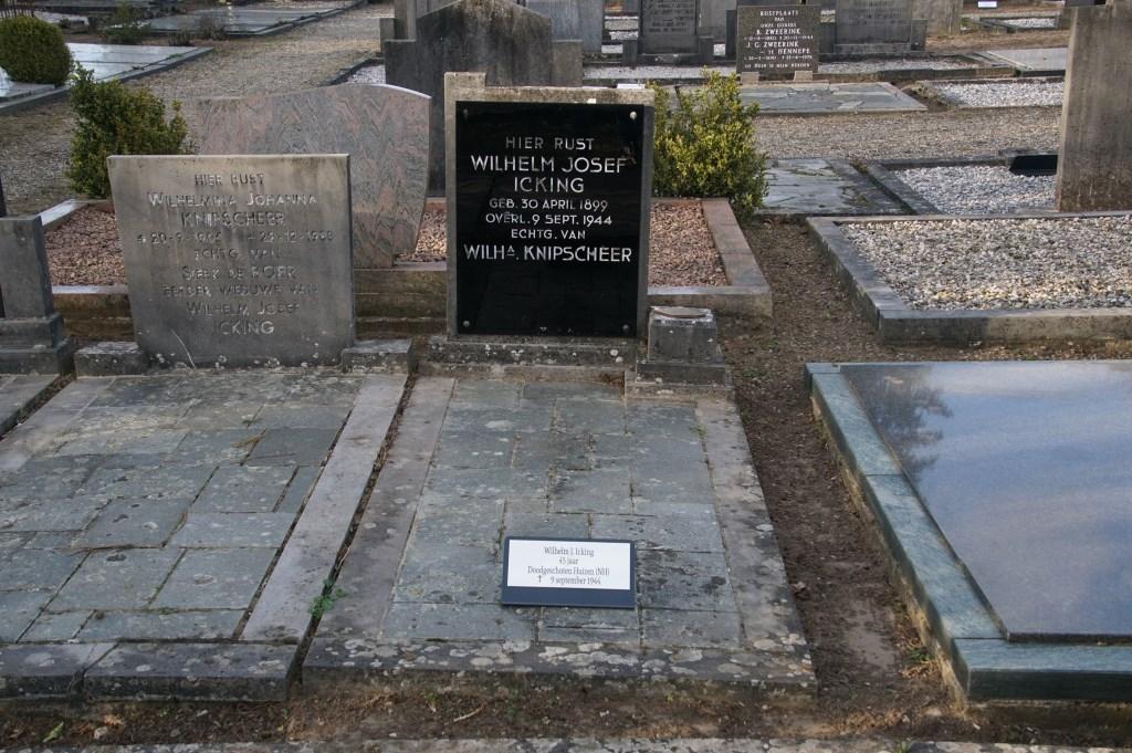 Wilhelm J. Icking, 45, doodgeschoten in Huizen (NH)  © Achterhoek Nieuws b.v.