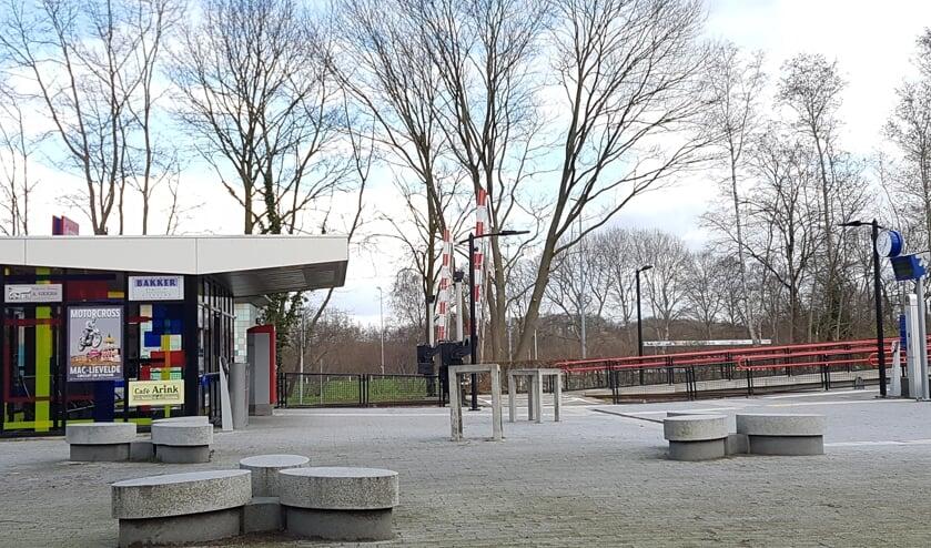 Het station Lichtenvoorde-Groenlo anno 2020. Foto: archief Achterhoek Nieuws