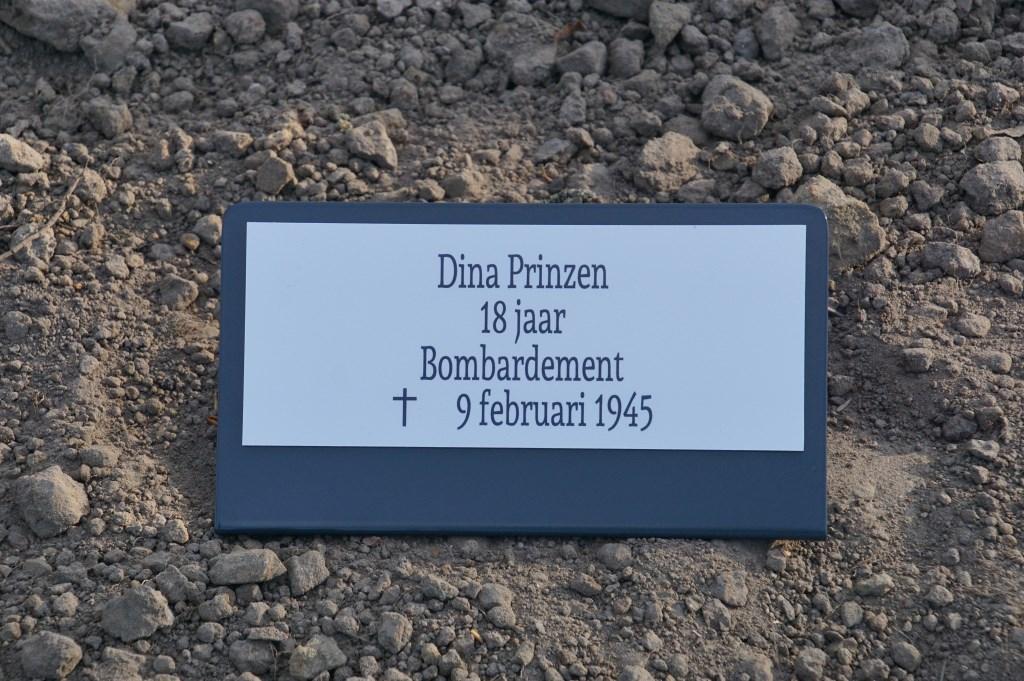 Dina prinzen, 18, bombardement  © Achterhoek Nieuws b.v.