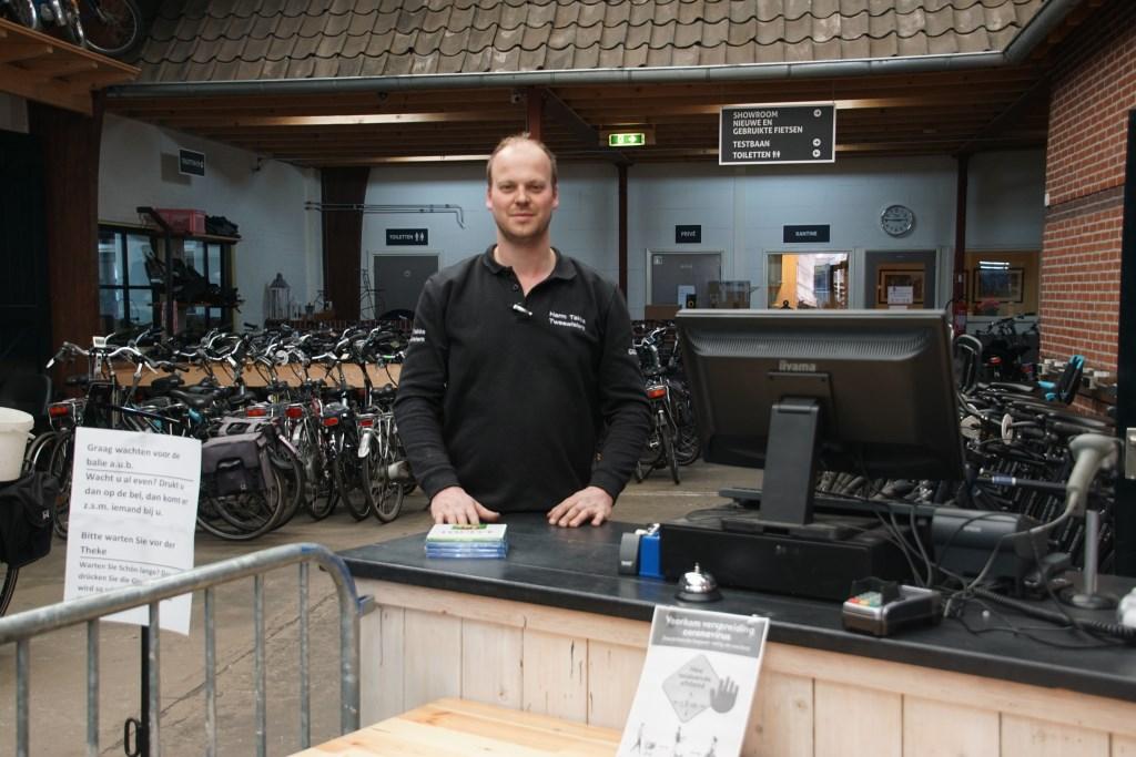 Martijn Takke. Foto: Frank Vinkenvleugel  © Achterhoek Nieuws b.v.