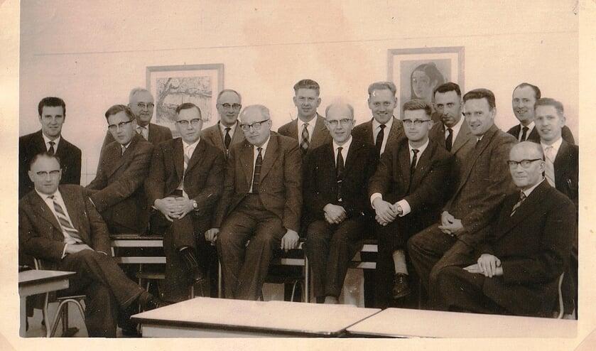 Foto: collectie leo van der Linde, met dank aan Jan Oberink