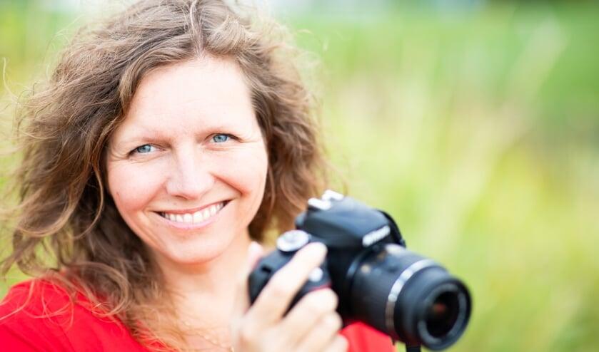 """Petra van Vliet: """"Een fotograaf is een storyteller"""". Eigen foto"""