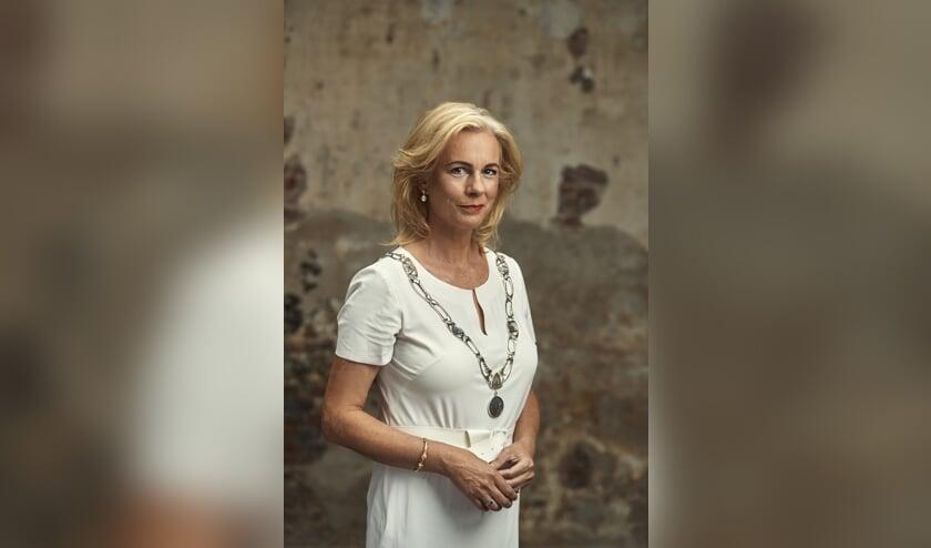 <p>Burgemeester Annemieke Vermeulen. Foto: PR</p>