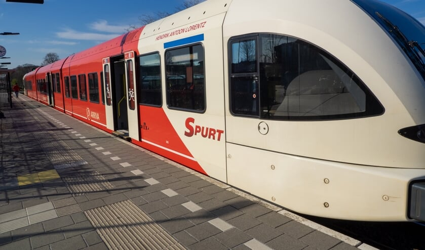Trein Arriva.Foto: Eddy Boerman