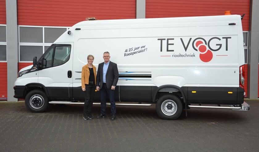 """Tonnie en Nicol te Vogt: """"Afspraak is nog steeds afspraak en kwaliteit staat voorop"""". Foto: PR"""