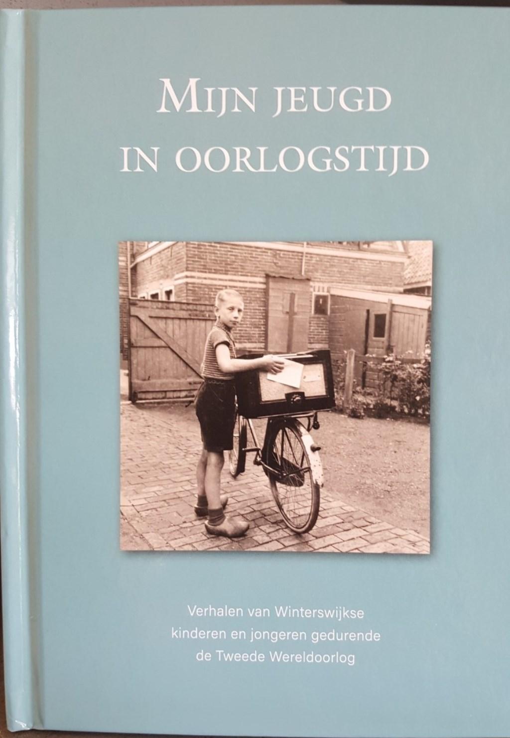 Boek 'Mijn jeugd in oorlogstijd' verkrijgbaar. Foto: PR  © Achterhoek Nieuws b.v.