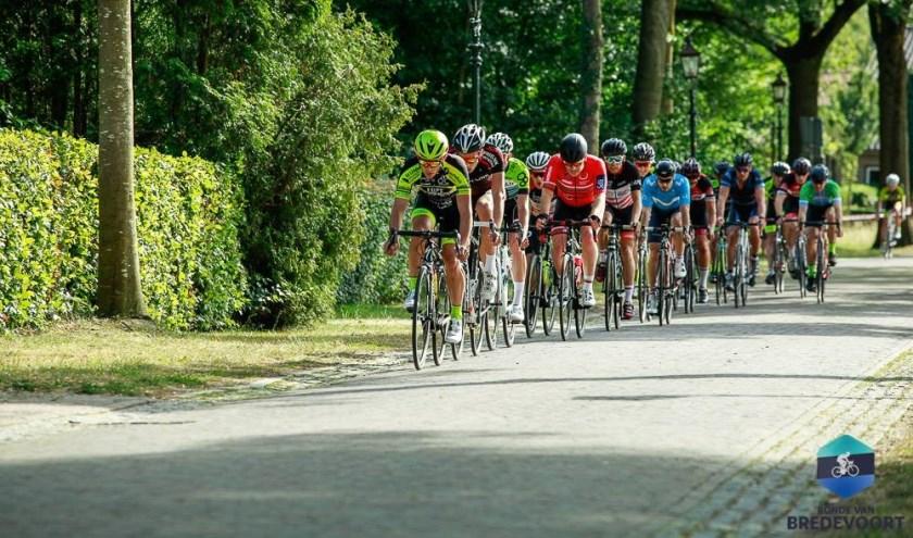 Een beeld van de Ronde van Bredevoort 2019. Foto: PR.