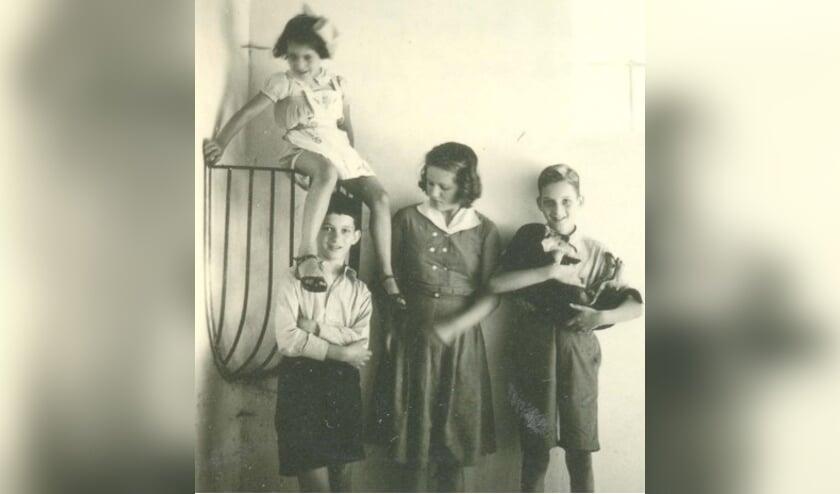 Een foto van de Yad Vashem-website.  Footo: PR