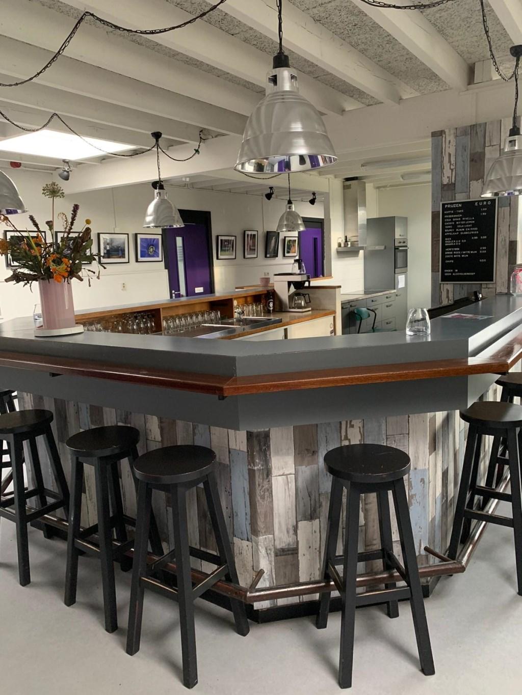Lege bar bij Den Diek Den Diek © Achterhoek Nieuws b.v.