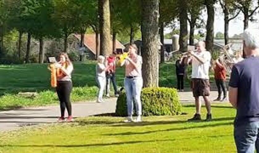 Still uit het filmpje van Marja van Ewijk
