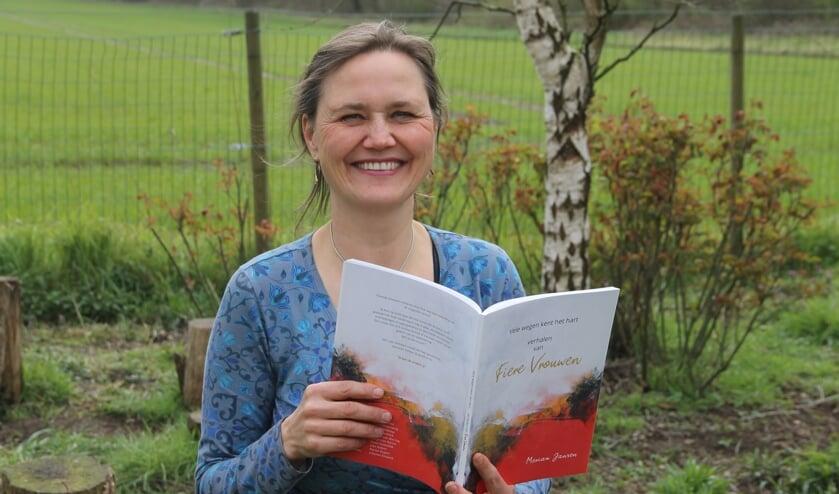 Ricarda Kleffel is een van de 19 vrouwen die hun verhaal vertellen in het boek 'Fiere Vrouwen'. Foto: Lineke Voltman