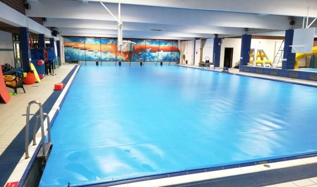 Leeg zwembad  © Achterhoek Nieuws b.v.