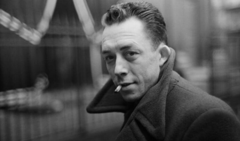 Albert Camus. Foto: Henri Cartier-Bresson - magnum