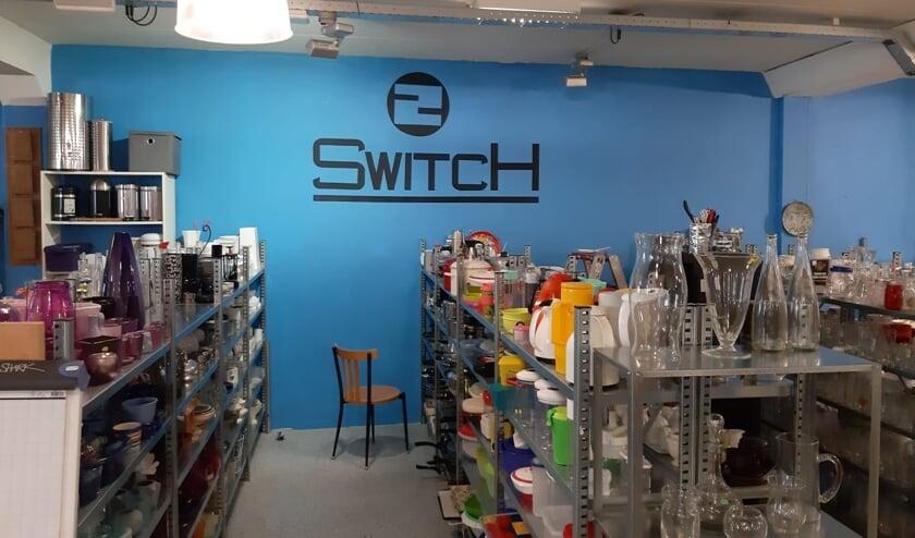 Kringloopwinkel 2Switch in Lochem.Foto: PR