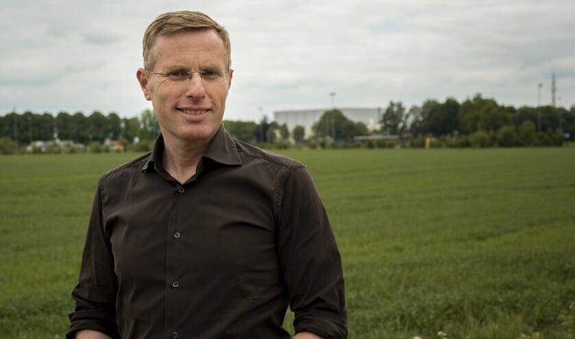 Wethouder Willem Buunk van de gemeente Bronckhorst. Foto: PR