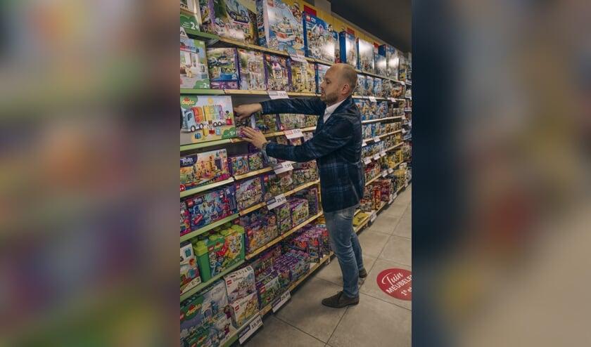 """Ivo Thuinte van Warenhuis Post: """"Op een gegeven moment waren alle puzzels gewoon uitverkocht."""""""