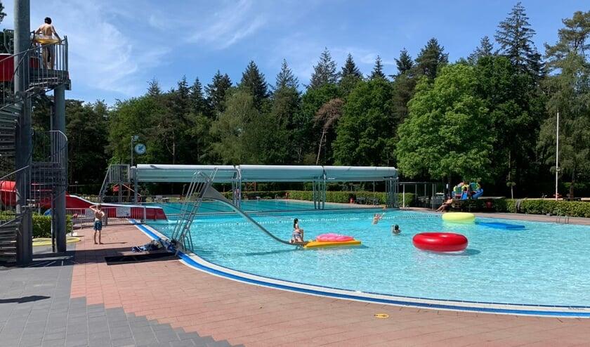 Activiteitenmiddag wordt op zwembad In De Dennen gehouden. Foto: In de Dennen