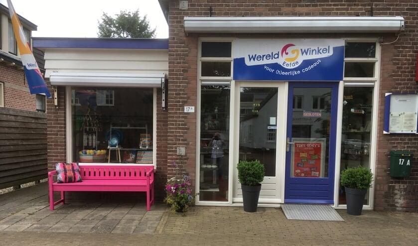 De Wereldwinkel in Eefde. Foto: PR