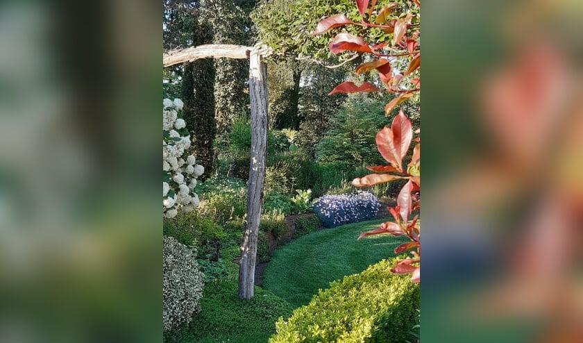 Een kijkje in tuin D'n Uuthook. Foto: PR
