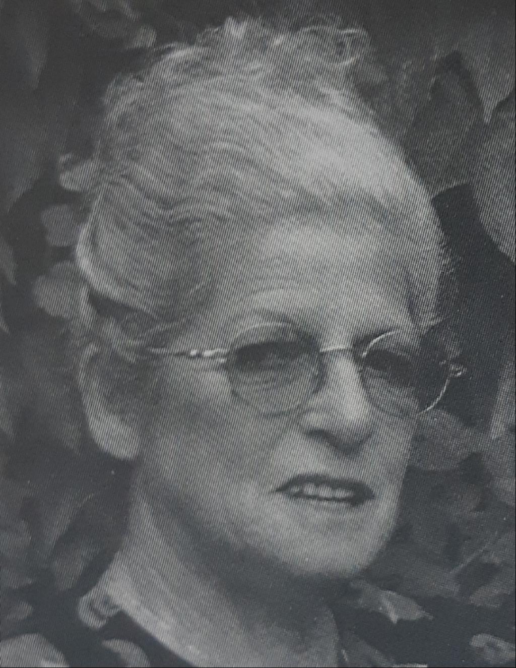 Betty Löwenhardt. Foto: Archief Willy Hermans  © Achterhoek Nieuws b.v.