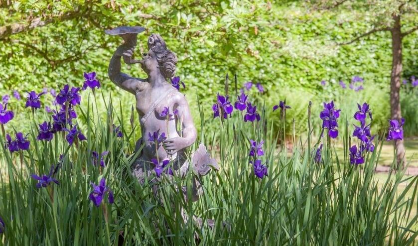 Voorjaar in de tuinen van De Wiersse. Foto: De Wiersse