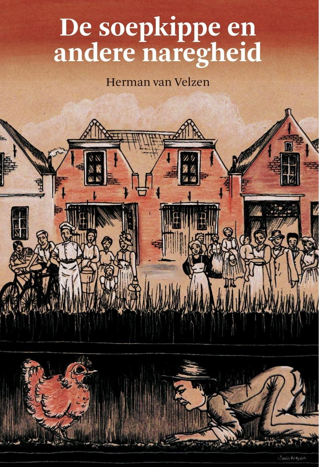 De omslag van het boek. Foto: PR  © Achterhoek Nieuws b.v.