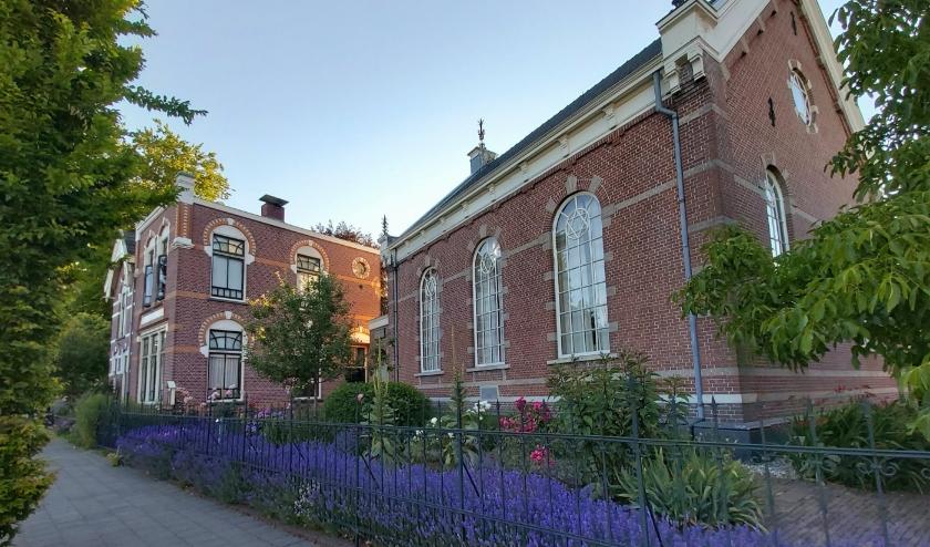 Synagoge woonhuis en schooltje. Foto: Mirjam Schwarz
