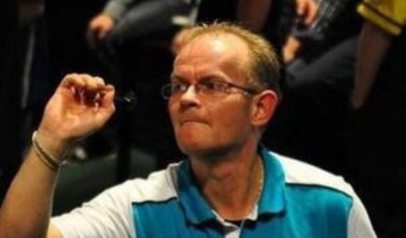 Erik Eggink. Foto: Stichting Berkelland Open Darts.