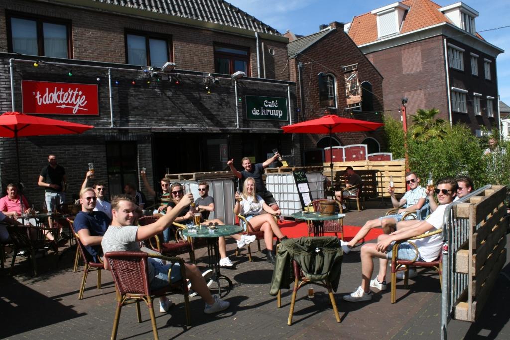 De extra terrassen aan de molendijk Jos Betting © Achterhoek Nieuws b.v.