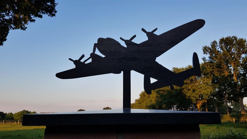Detail van het monument. Foto: Alice Rouwhorst  © Achterhoek Nieuws b.v.