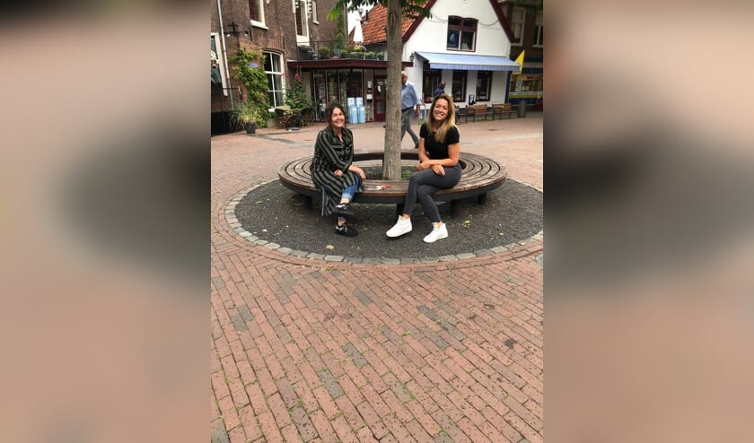 Lorydana Buyukbas en Marieke Fett. Foto: PR