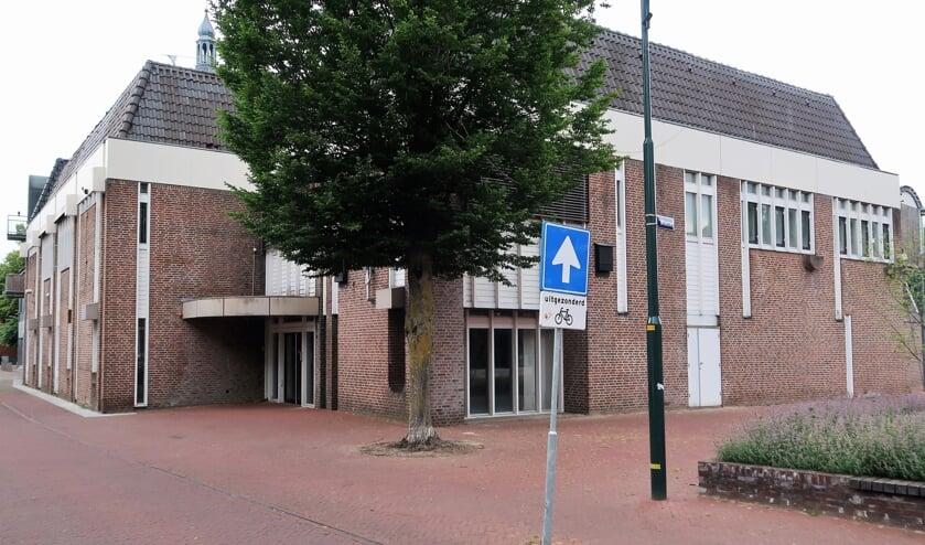 De voormalige Rabobank in de Mattelierstraat in Groenlo. Foto: Theo Huijskes