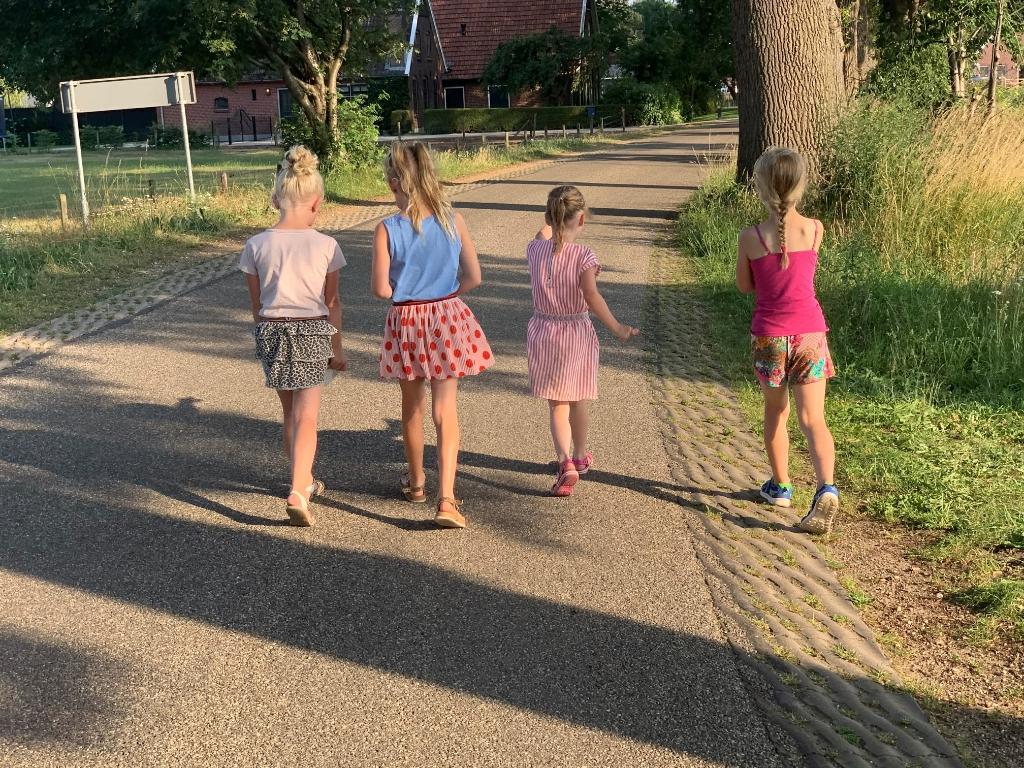 Vier dagen, gezellig samen wandelen. Foto: eigen foto  © Achterhoek Nieuws b.v.