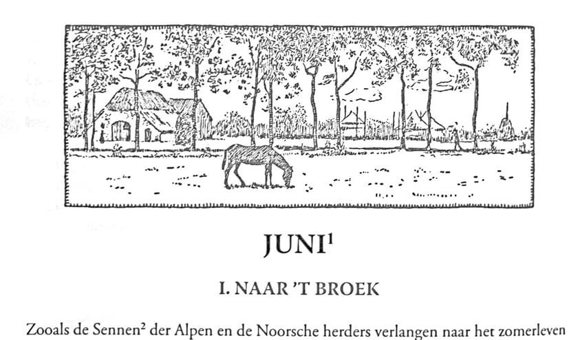Net als het origineel wordt het nieuwe boek verluchtigd met illustraties van Jan Hendrik Persijn.