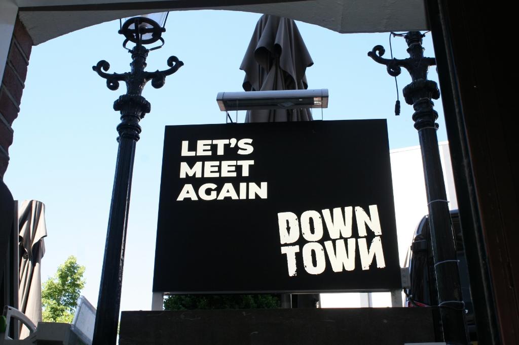 De horeca is er klaar voor, Lets meet again! Jos betting © Achterhoek Nieuws b.v.