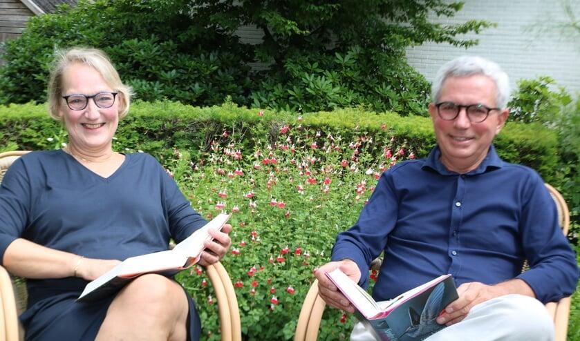 Tilly Jagerman en Jeroen Mud hebben straks meer tijd om te gaan lezen. Foto: Arjen Dieperink