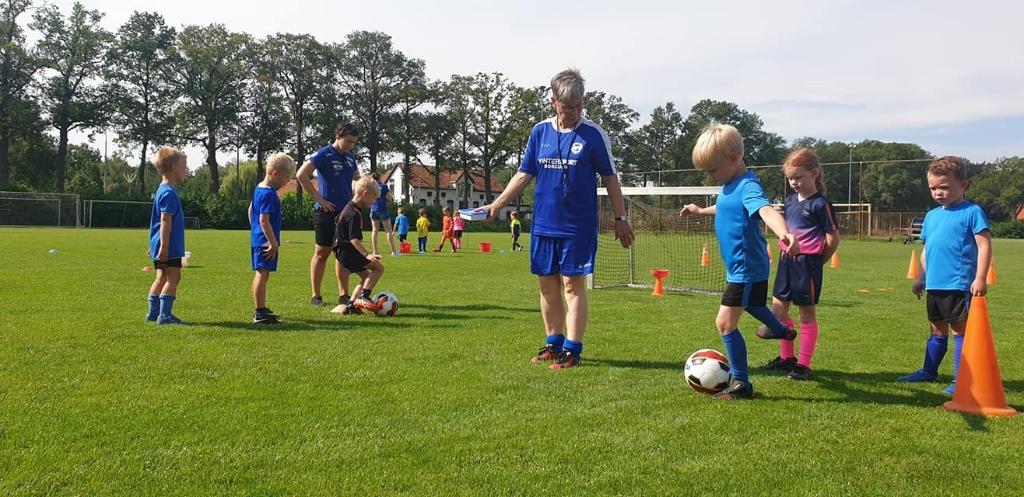 Nog één keer een training van Rianne. Foto: PR  © Achterhoek Nieuws b.v.