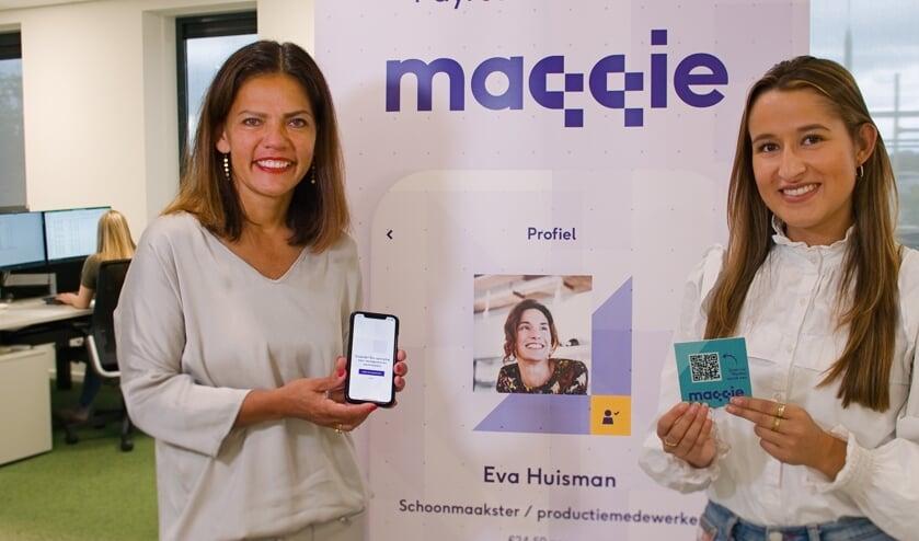 Leontien en Louise van Maqqui. Foto: PR