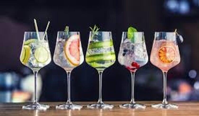 Tijdens de workshop leer je de perfecte Gin Tonic maken. Foto: PR