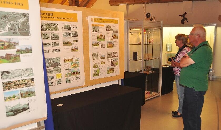 Exposities bij Smedekinck in Zelhem. Foto: Arno Wolsink