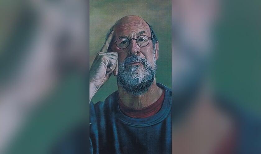 Zelfportret - Louis Nijhuis. Foto: PR Ver. Het Museum