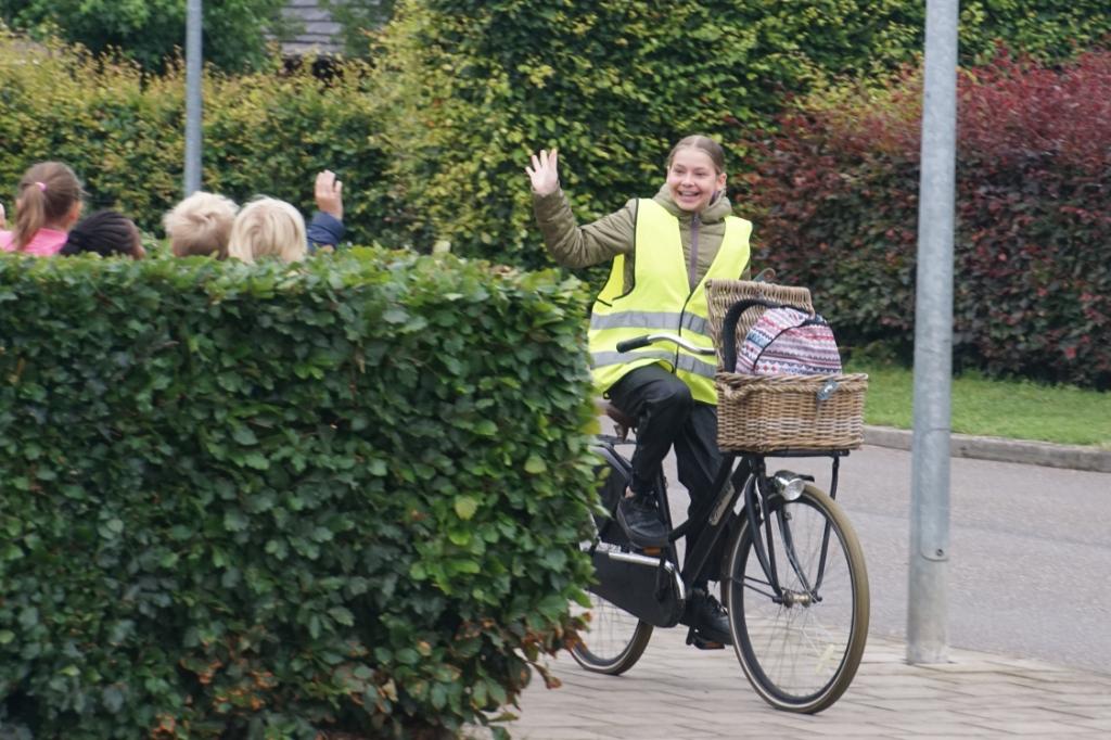 Onderweg voor de 'kampdag'. Foto:  Frank Vinkenvleugel  © Achterhoek Nieuws b.v.
